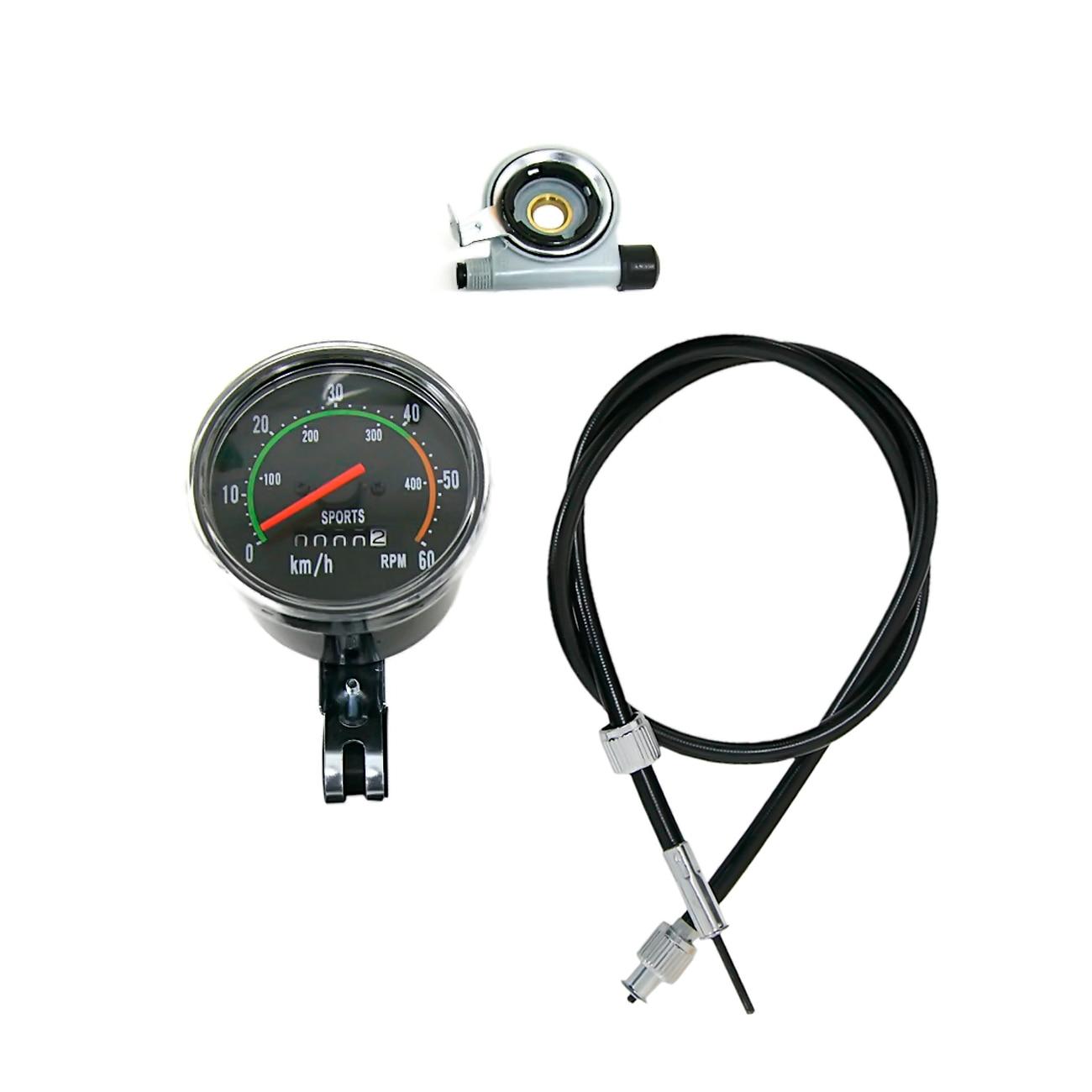 جهاز عداد السرعة وعداد المسافات ث/تركيب محرك دراجة بمحرك 80cc