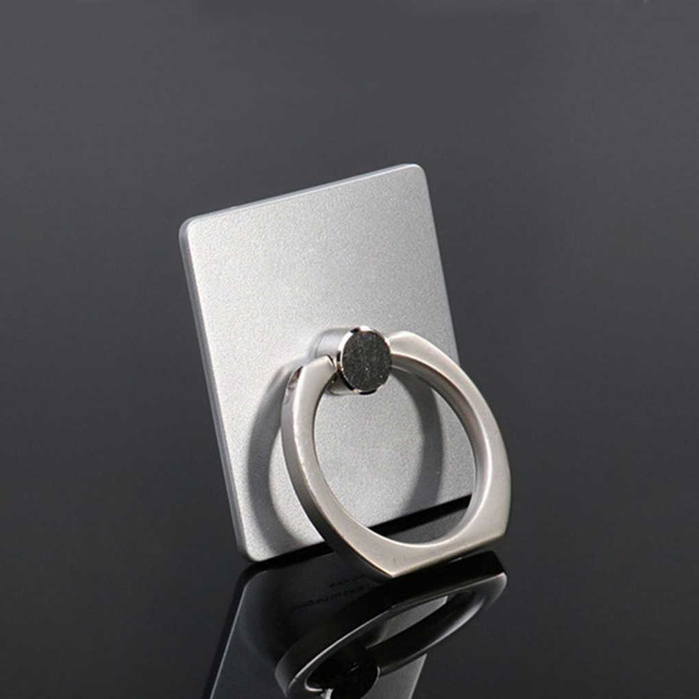 Anel Estilo anel Stand Titular de 360 Graus de Rotação Stand Holder Telefone Kickstands para o Telefone Tablet