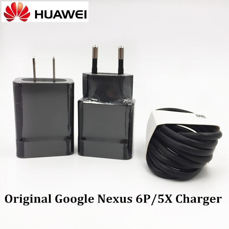 <font><b>Original</b></font> Huawei <font><b>Nexus</b></font> 6P/<font><b>5X</b></font> Fast <font><b>Charger</b></font> 5V/3A QC 3.0 Qualcomm Quick Charge Type C Wall Power Adapter For LG GOOGLE Mobile Phone