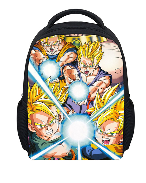 Dragon Ball Z Backpacks 3D Bag