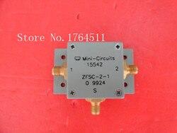 [BELLA] Mini ZFSC-2-1 5-500MHz a dos fuentes de alimentación divisor SMA