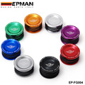 High Quality  EPMAN RACING ENGINE BILLET CAM PLUG SEAL FIT FOR HONDA CRV B20 EP-FG004