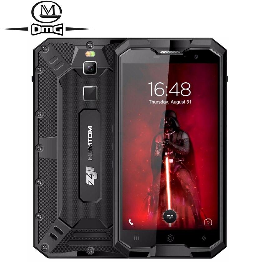 Doogee HOMTOM зоджи Z8 <font><b>IP68</b></font> Водонепроницаемый противоударный 4 г LTE смартфон MT6750 Octa Core сотовый телефон 5.0 &#8220;Android 7.0 4 ГБ + 64 ГБ мобильный телефон