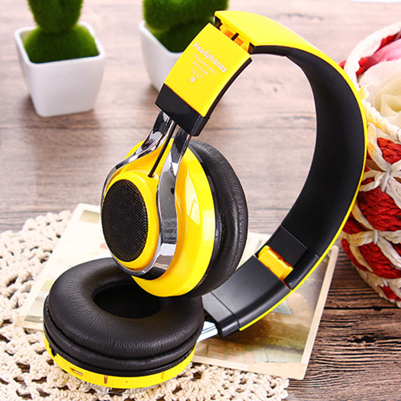 DOITOP Bluetooth Headphone LED Flash Wireless Headset Stereo Music Headphone Foldable Earphone Support FM TF Card For Smartphone sports wireless bluetooth stereo headset with fm tf card mp3 music player headphone