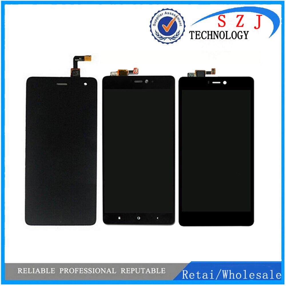 "New 5.0"" IPS Screen For Xiaomi Mi4 LCD Display MI4C LCD Touch Screen Digitizer for Xiaomi Mi 4 4C 4i Mi4i LCD Screen Touch Panel Mobile Phone LCD Screens     - title="