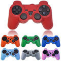 Silicone Rubber Skin Cover Protective Case for Playstation 3 PS3 Controller Soft Skin Cover