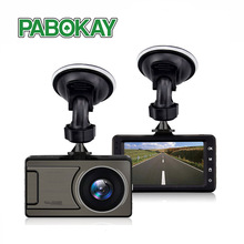 цена на D710 Full HD 1080P Car Camera 3.0 Inch Screen Auto Vehicle Dvr 170 Degree Wide Angle Dash Cam With Cycle Recording