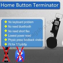 1  AYJ 3rd Generation Hx Home Button Flex for iPhone 7 8 Plus Universal Return Home Function Solution No shot Flex головка hammer flex 229 004 ps hx m10 3 8 48 мм 1шт