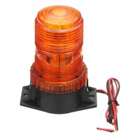 Safurance 30 LED Roof Strobe 15W Flashing Emergency Beacon Warning Light DC 12 30V Roadway Safety