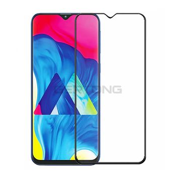9H Full Cover Protective For Samsung Galaxy A30 A50 M20 M10 A9 A8 A6 J6 Plus A7 2018 S10e Tempered Glass Screen Protector Film image