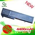 Golooloo batería del ordenador portátil para dell vostro 1310 1320 1510 1520 1521 2510 k738h n950c n958c n956c t112c t116c t114c u661h