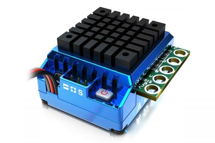 SKYRC Toro TS 120A brushless regler sensor controller wettbewerb metel 120a ESC für 1/10 1 10 scale truck buggy auto-in Teile & Zubehör aus Spielzeug und Hobbys bei AliExpress - 11.11_Doppel-11Tag der Singles 1