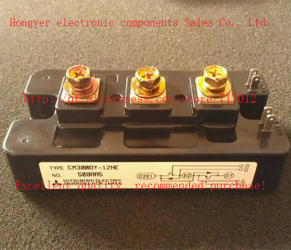 Free Shipping  CM300DY-12HE New IGBT:300A-600V,New products,Can directly buy or contact the seller