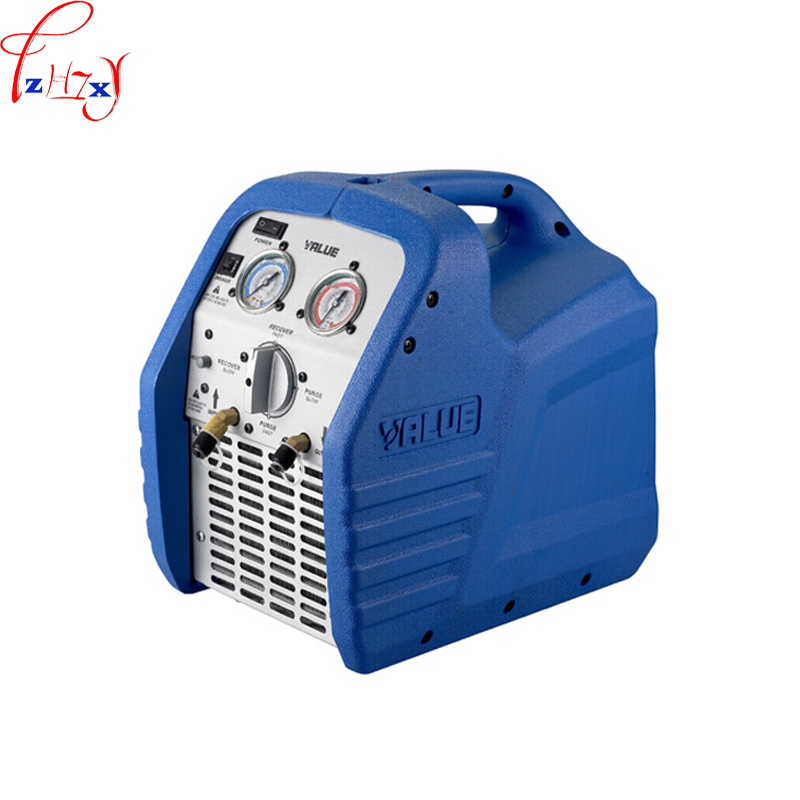 High Reliable Mini  Easy To Carry Refrigeration Recovery Units VRR12L  Compliant AC 220V Refrigeration Recovery Machine  1PC