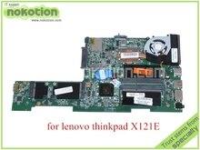laptop motherboard for lenovo thinkpad X121E DA0FL8MB8C0 REV C FRU 04w3372 i3-2367M HM65 DDR3