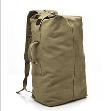 BPU-SHIPPING fashion travel shoulder bag men's backpack outdoor travel sports bag canvas shoulder bag men