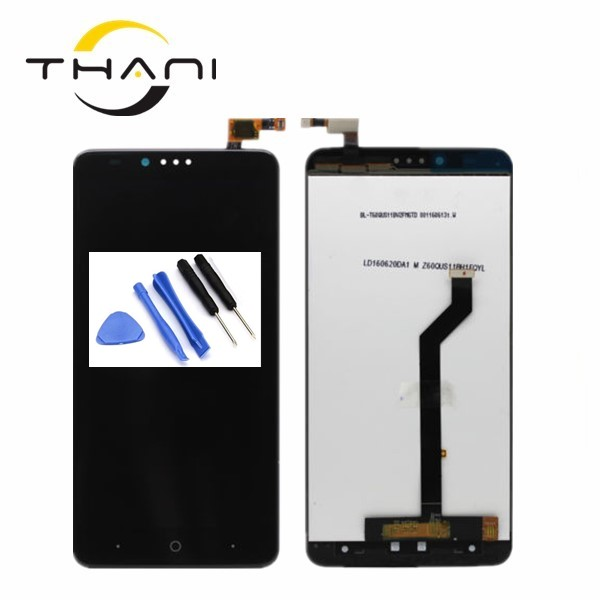Tahni original LCD display screen For ZTE ZMax Pro Z981 981 LCD DIsplay + Touch Screen Digitizer Assembly Replacement+tools