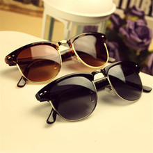 Sunglasses Women Brand Designer Men Sun Glasses 8 Colors Oculos De Sol Feminino 2016 Hot Fashion Eyewear Vintage Retro Unisex