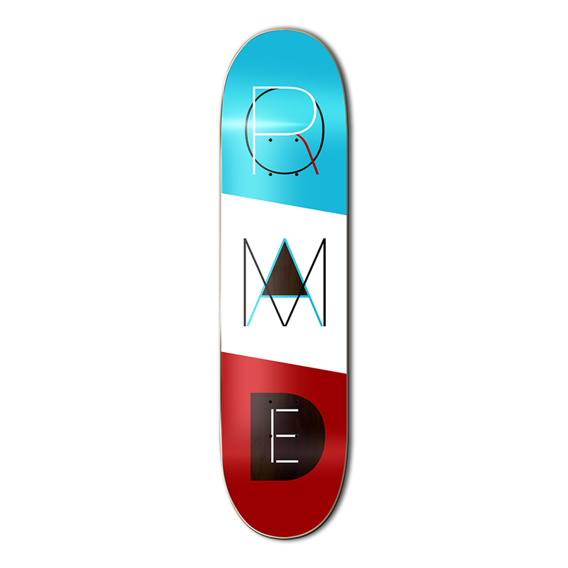 SIZE7.875-8.25PROMADE skateboard deck made in MEXICO by quality canadian maple for Pro skateboarding or skaters SIZE7.875-8.25PROMADE skateboard deck made in MEXICO by quality canadian maple for Pro skateboarding or skaters