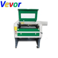 High Quality 400*600mm 60w Laser Cutter CO2 Laser Engraving Machine for Wood Acrylic Rubber