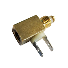 MENSI Universal Interruption Connector M9*1 Thermocouple Block Adaptor Brass Interrupter Gas Pilot Parts 2PCS/Lot