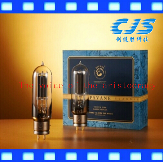 Matched Pair Shuguang Psvane WE845 Vacuum Tubes Replica WE284A Brand New