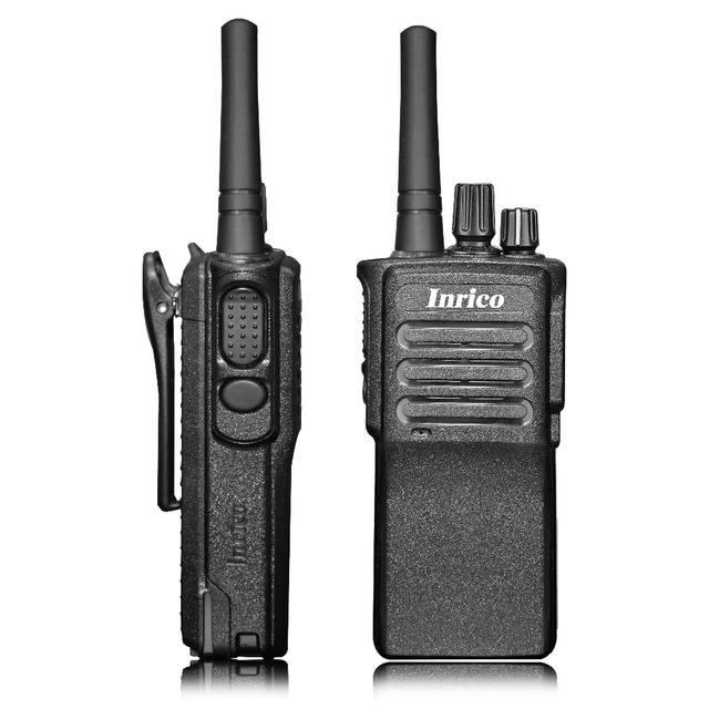 Intelligent global talking WCDMA/GSM Network military quality portable walkie talkie wifi GPS Bluetooth sim card radio