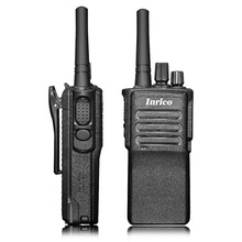 Walkie talkie portátil inteligente de calidad militar, con wifi, GPS, Bluetooth, tarjeta sim, red WCDMA/GSM