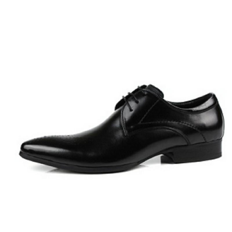 Sapatos Couro Sob A Personalizado De Artesanal Listagem Black Genuíno Dos Do Heinrich Clássicos Homens Novo Respirável Medida v1WY48qqR