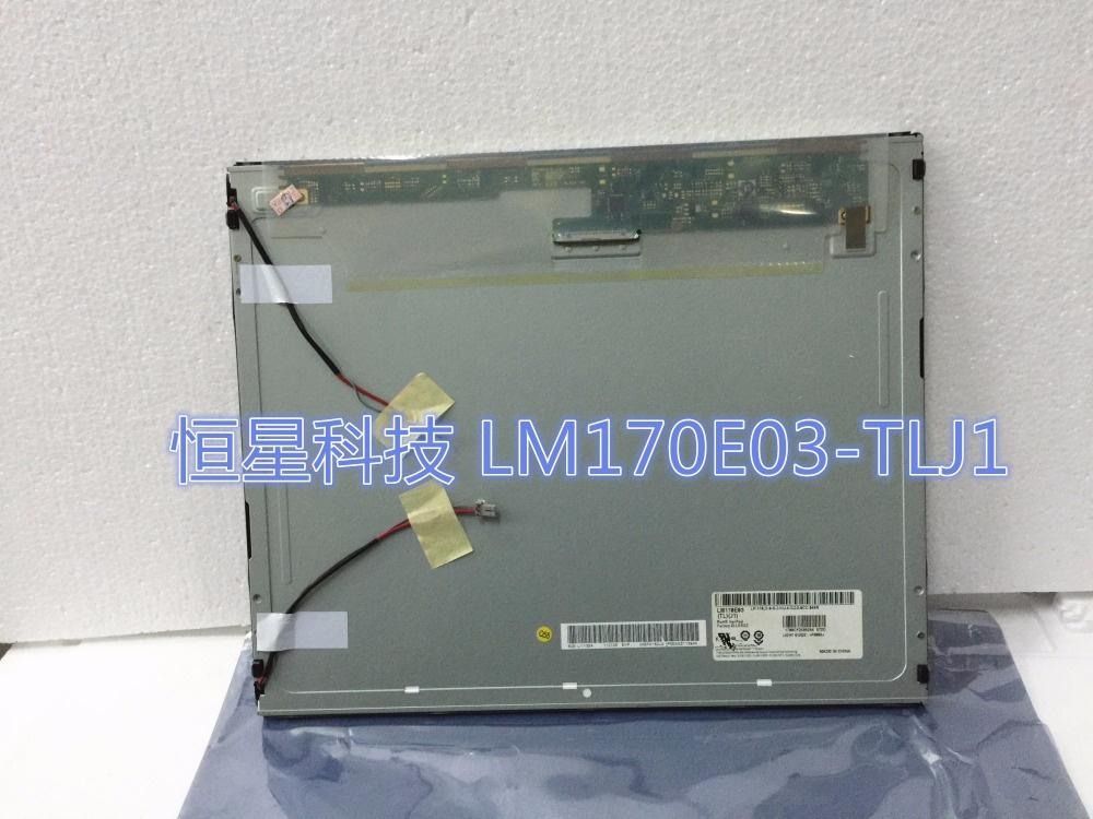 LM170E03-TLJ1 LM170E03(TL)(J1) LCD display screens m190etn01 0 lcd display screens