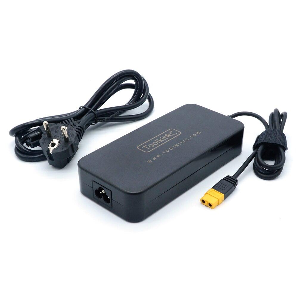 ToolKitRC ADP 180MB 180 w fuente de alimentación con XT60 salida adaptador de iSDT GT Power Hota HTRC SkyRC cargador-in Partes y accesorios from Juguetes y pasatiempos    1