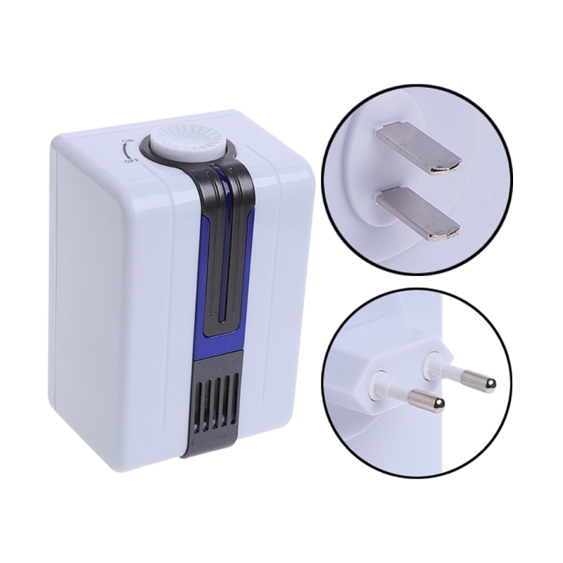 Portable Home Air Cleaner Purifier Filter Ngative Ionizer Freshener Air Anion