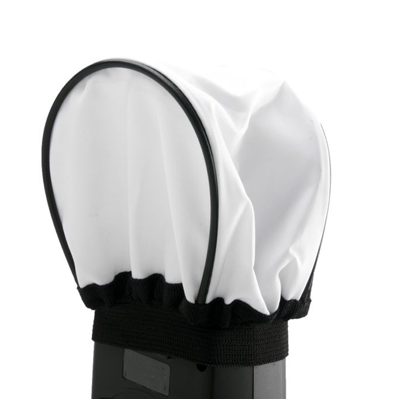 1pcs Universal Flash Bounce Diffuser Camera Soft Box Cover Dome For All Camera