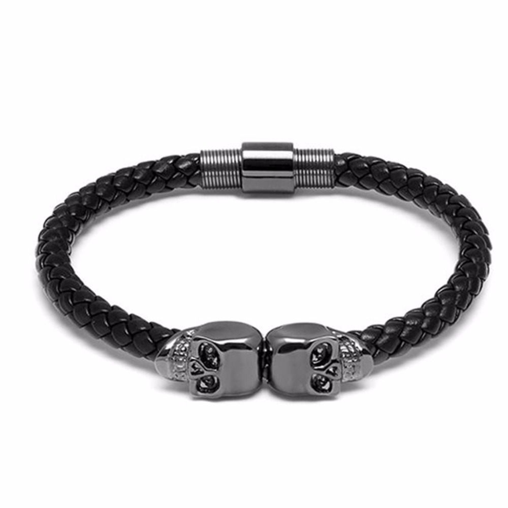 luxurious jewellery m c skull online gold insignia bracelets bracelet men official northskull collection shop black usa north