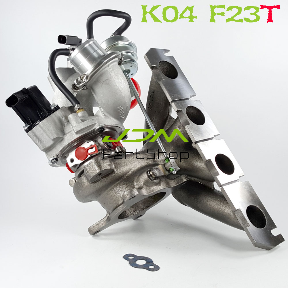 US $688 0 |K04 F23T 53039880105 Upgrade K04 Turbo charger For VW Eos GTI  Jetta Passat Audi A3 TT 2 0TFSI -in Turbo Chargers & Parts from Automobiles  &