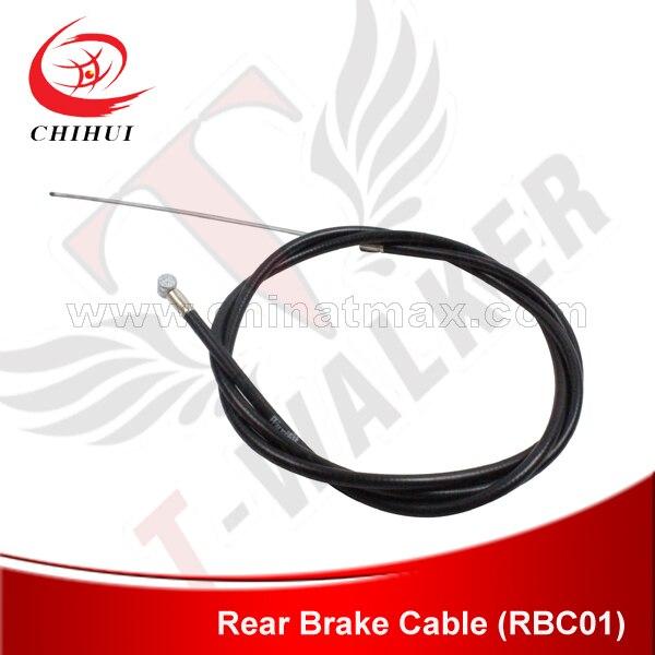 Plynové / elektrické skútrové brzdové kabely 1850mm kabely pro skútry Brzdové dráty (části a příslušenství skútrů)