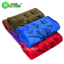 30*30cm Chinese Tea Towel Highly Absorbent Square Thicken Cotton Tea Cloth Tea Towel Tea accessory