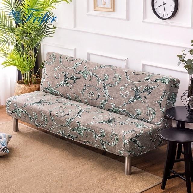 Elegant Universal Stretch Sofa Covers Elastic Spandex Sofa Bed Cover