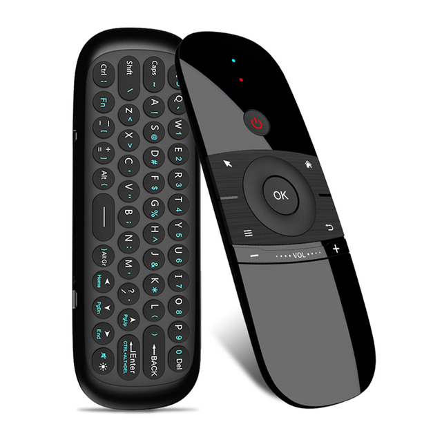 centechia Infrared Body Sense Remote Control Double-Sided Fly Keyboard For Gaming