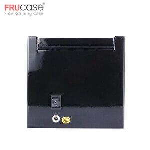 Image 3 - שחור יחיד שעון המותח עבור אוטומטי שעונים תיבת שעון אוטומטי המותח אחסון תצוגת מקרה תיבה