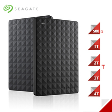 "Seagate Expansion HDD Disk 4TB/3TB/2TB/1TB/500GB USB 3.0 2.5"" 4TB Portable External Hard Drive HDD for Desktop Laptop Computer"