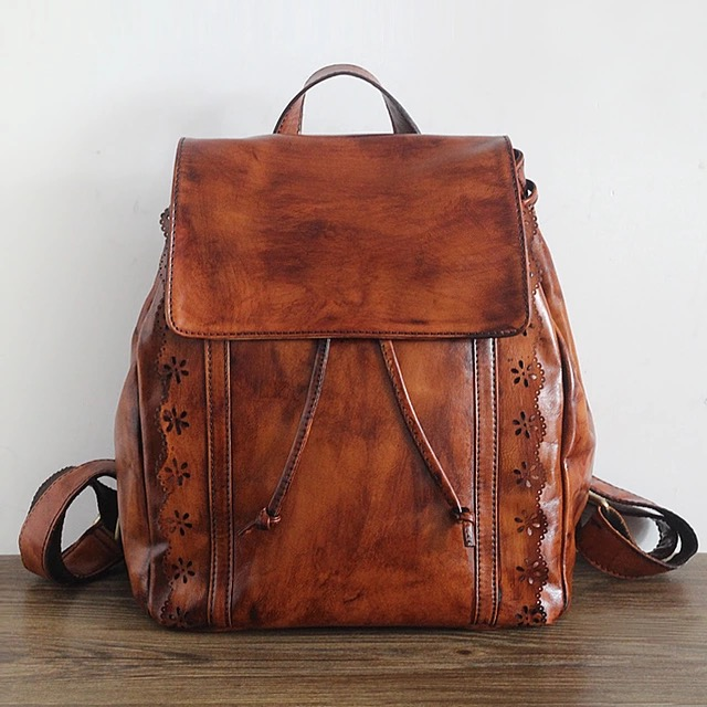 Popular Unique Leather Backpacks-Buy Cheap Unique Leather ...