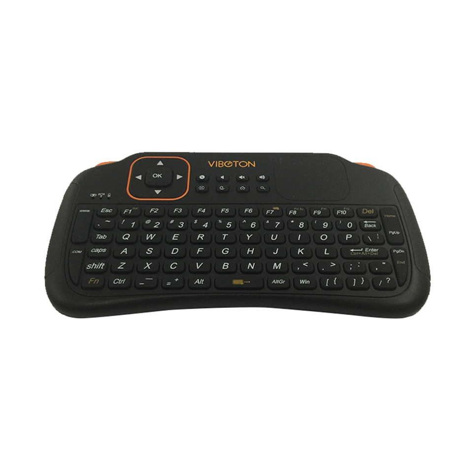 503RF S1 Mini Wireless Keyboard Mouse Combo 2.4GHz English Remote Control Touchpad For Android TV Box Notebook Tablet PC