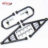 1Set Front Suspension Swingarm Upper/Lower A Arm of China 110cc GY6 150cc  200cc ATV 4 Wheels Quad Bike Buggy Go Kart Parts
