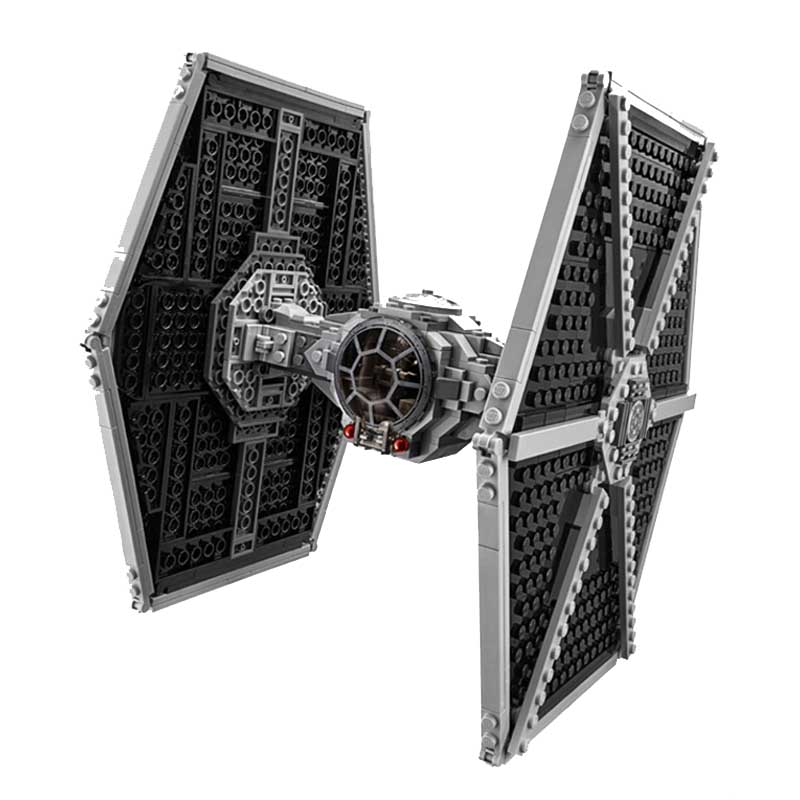 10900 Star Wars Imperial TIE Fighter Compatible with Legoings 75211 Block Set Stormtrooper Starwars Toy For Kids