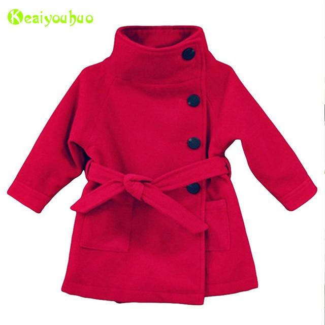 Aliexpress.com : Buy KEAIYOUHUO 2017 Infant Girls Coats Winter ...