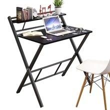 X#6582 Art Liu creative folding simple desktop notebook desk FREE SHIPPING