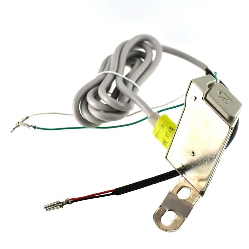 Dikiş maşın aksessuarları İşıq lampaları LED DC 5v tərs - İncəsənət, sənətkarlıq və tikiş - Fotoqrafiya 5
