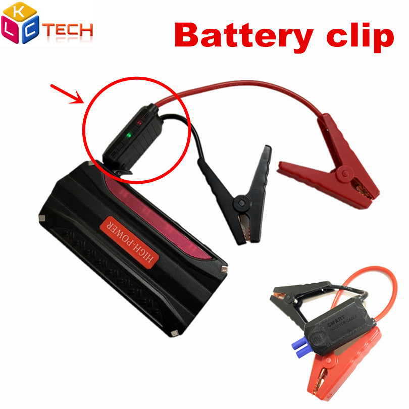 Jump Starter Emergency Lead Cable Battery  Clamp Clip EC5 Red-black Clips For Car Jump Starter Smart Booster Cable