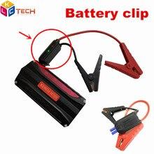Скачок стартер аварийный свинцовый кабель зажим батареи зажим EC5 красно-черные зажимы для автомобиля скачок стартер смарт-бустер кабель